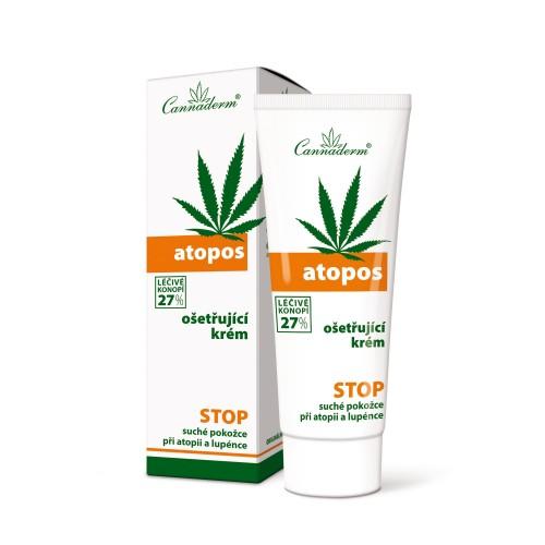 Atopos - Krem do pielęgnacji skóry problematycznej (łuszczyca, AZS, egzema) 75 g