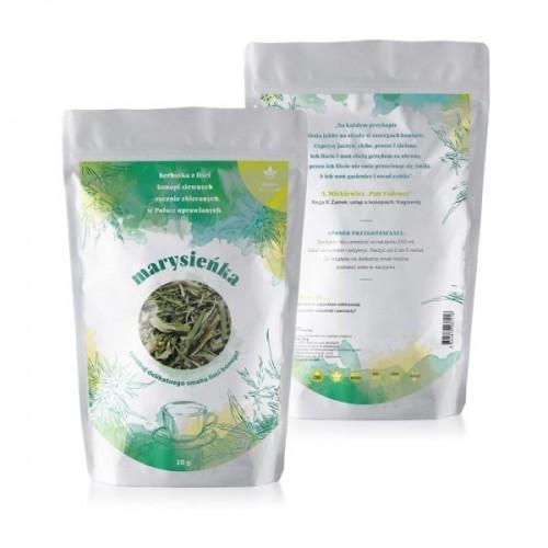 Herbatka z liści konopi siewnych Marysieńka 10g