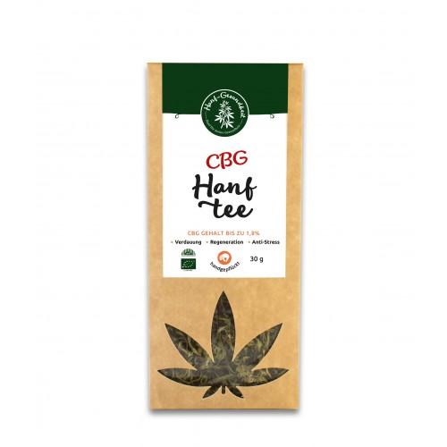 CBG (1,8%)  konopna herbata 30g,  BIO