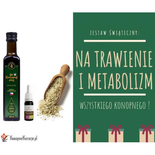 Zestaw świąteczny na metabolizm i trawienie