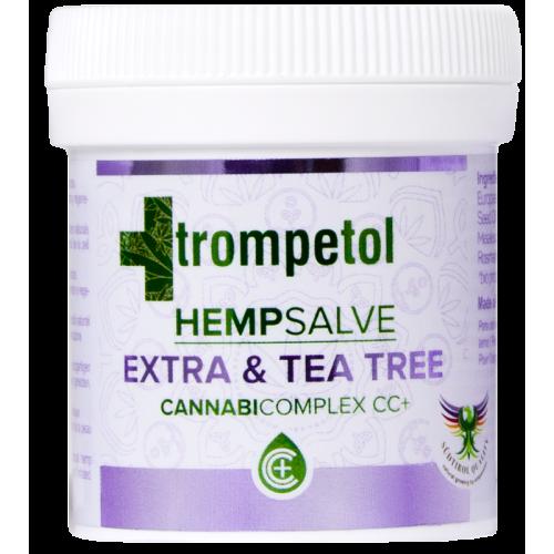 Trompetol Extra z olejkiem z drzewa herbacianego 100ml
