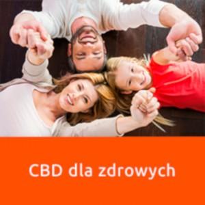 stosowanie CBD przez osoby zdrowe